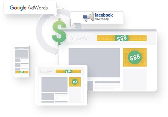 Chi phí quảng cáo trên website cực kỳ thấp
