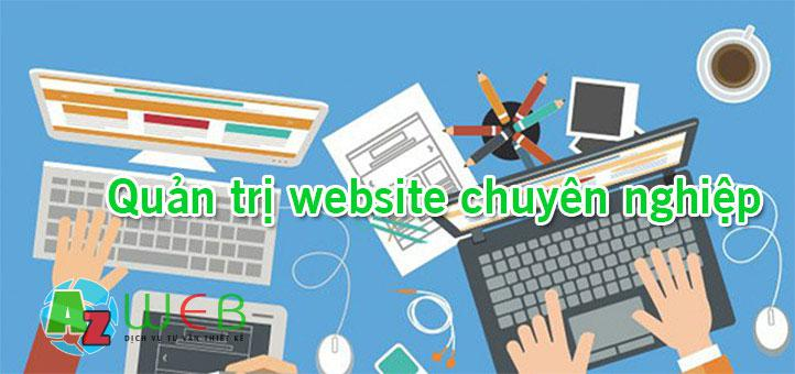 quản trị seo website
