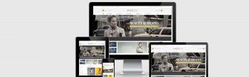 Các mẫu giao diện website giới thiệu