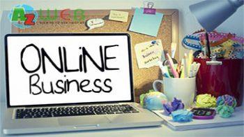 website kinh doanh az