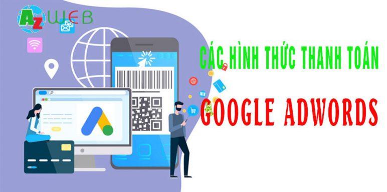thanh toán google adwords