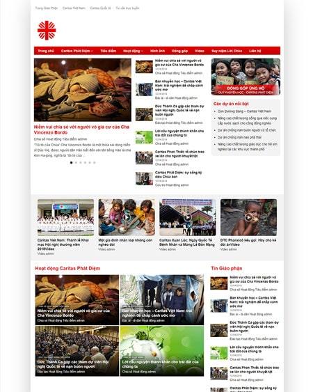 Website tin tức 1