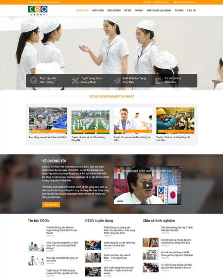 Website tin tức 4